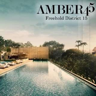 AMBER 45 ~ RARE FREEHOLD CONDO LAUNCHING SOON!