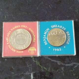 $5 Coins