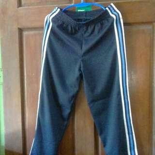 NAVY BLUE TRACK PANTS