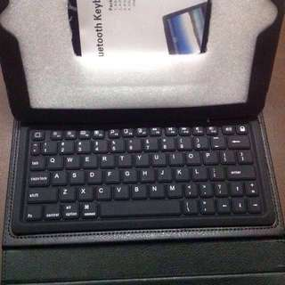 Bluetooth keyboard & case for iPad2/iPad3/iPad 4無線藍牙鍵盘