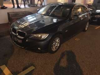 BMW 320i For Rent Uber and Grab Premium