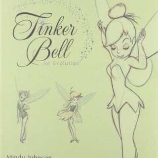 Tinker Bell: An Evolution (Disney Editions Deluxe (Film))