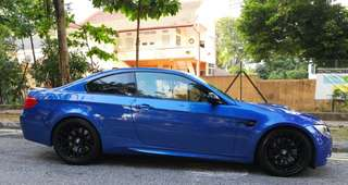 BMW M3 Coupe 4.0 Auto Competition Edition