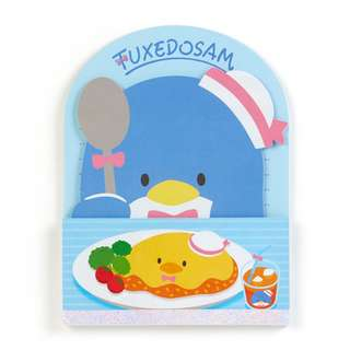 Japan Sanrio Tuxedosam Meal Notes