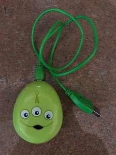 暖蛋USB充電