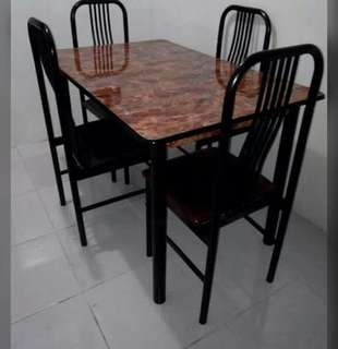 Dining Table Marble type