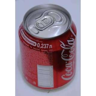 Coca Cola 收藏品-俄羅斯可口可樂