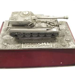 AMX-13 SM1 Tank Diecast