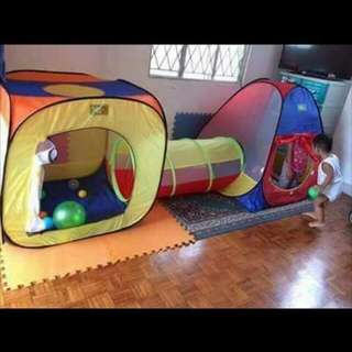 PLAY TENT BIGGEST