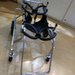 4輪寵物輪椅 (大size)