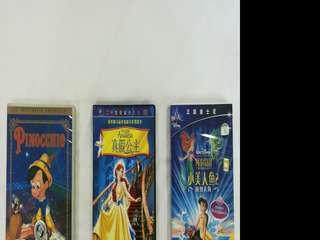 Disney movie dvds