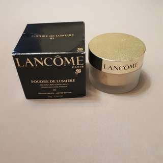 Limited Edition Sparkling Loose Powder
