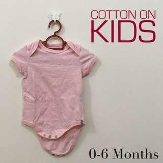 #Bajet20 Cotton On Baby Romper