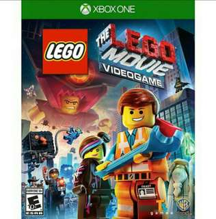Xbox One Lego Movie