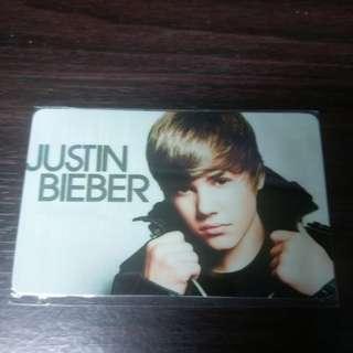 Justin bieber ezlink sticker free postage