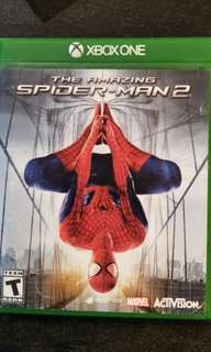 Xbox One The Amazing Spider-Man 2