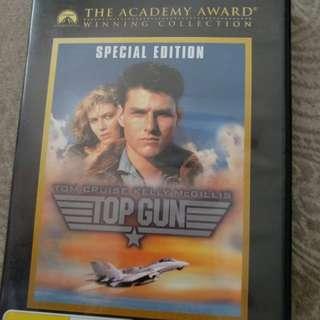 Tom Cruise Top Gun 2dvd edition