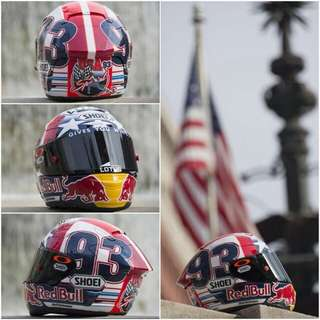 Helmet - Airbrush shoei design (random image from google)