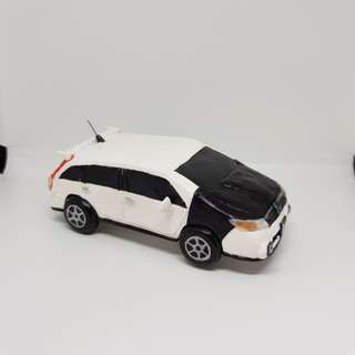 Customise car model made by polymer clay