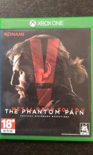 Xbox One Metal Gear Solid V Phantom Pain
