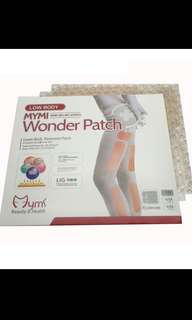 Lower Body Wonder Patch