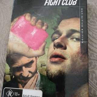 Fight Club definitive edition 2dvd