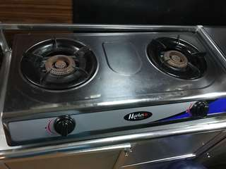 Table top stove
