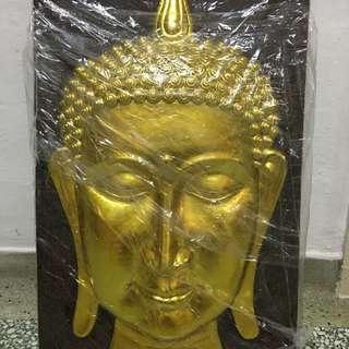 Thai Style Buddha Artwork W50cm X H70cm