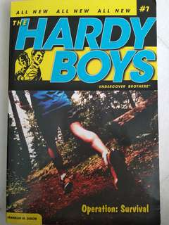 The Hardy Boys #7: Operation: Survival