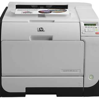 HP LaserJet Pro 300 (Lightly used in office setting)