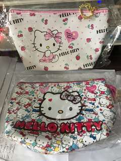 Hello Kitty Pouch (20x13x5.5cm) waterproof