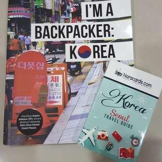 I'm a backpacker: korea