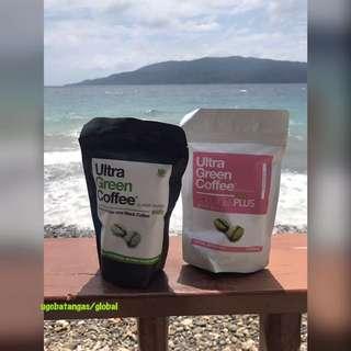 Ultra Green Coffee Classic Blend/Collagen Plus