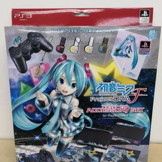 (Brand New) Hatsune Miku Project Diva F Accessory Set for PS3