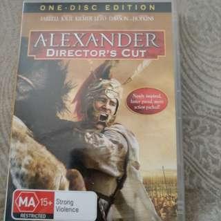 Alexander by Colin Farrell