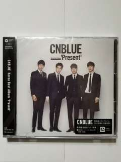 Cnblue Korea Best Album (2CD)
