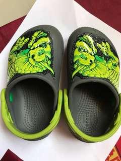 Crocs Sandal Sepatu - kids' crocs fun lab clog