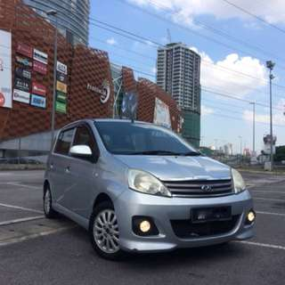 Perodua viva elite 1.0 auto 2012
