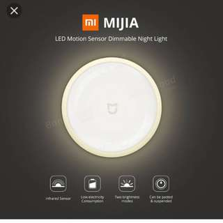 Xiaomi Motion night light