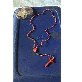 Red Small Rosary