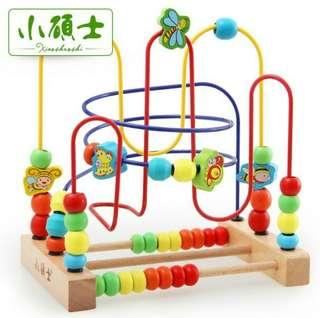 Wooden Toys (Maze)