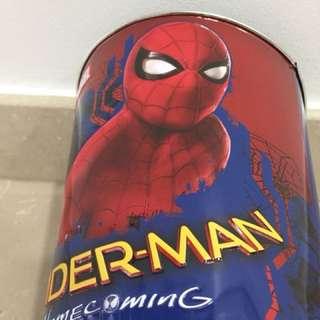 SpiderMan PopCorn Holder