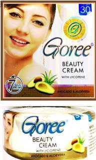 💯 Authentic Goree beauty cream