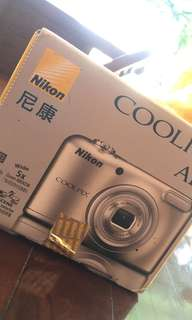 Kamera Nikon CoolPix A10