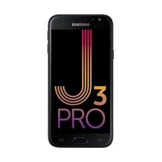 Samsung Galaxy J3 Pro - Hitam