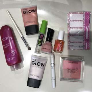 Beauty Bundle / Lot No Filter WITH FREE CAMI TOP BNEW
