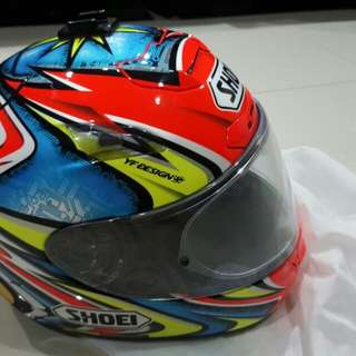 Shoei X12 Daijiro Kato Original Japan