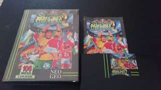 Neo geo aes super side kick 2