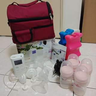 Spectra 9 Plus Breast Pumo
