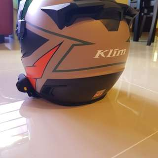 KLIM Full face helmets adventure